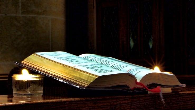 Третья песнь Псалтири восславляет Господа