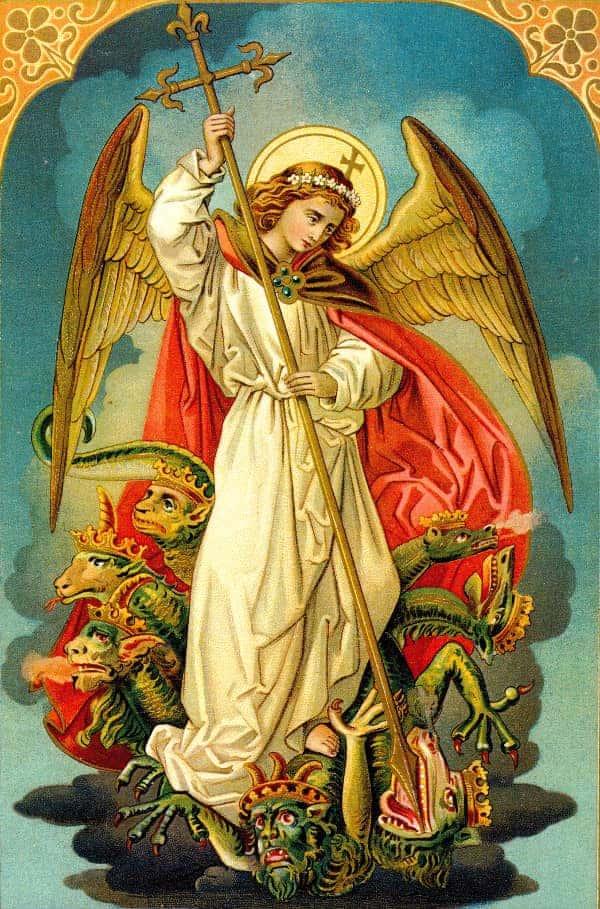 Сильнейшая православная молитва Архангелу Михаилу об исцелении от болезни за себя и своих близких
