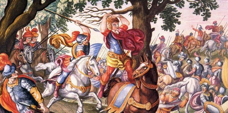 Псалом Давида 3 – о чем он повествует