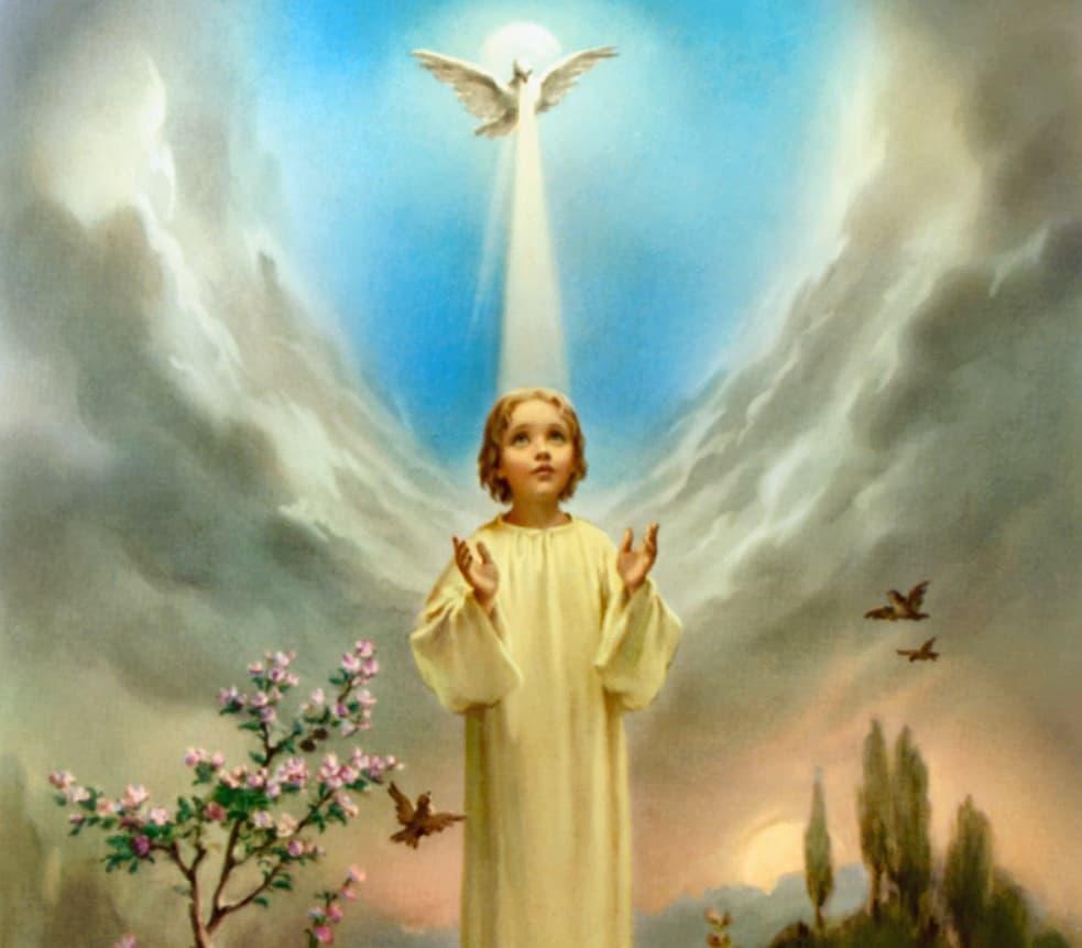 Полный текст молитвы «Царю Небесный» на русском языке – читать онлайн