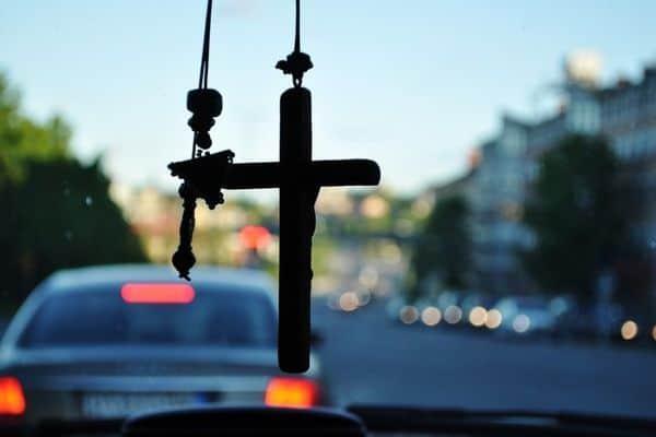 Читать молитвы Честному кресту