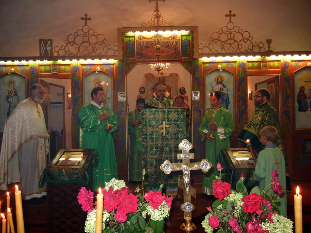 Читать кондак, глас 2 святителю Спиридону Тримифунтскому