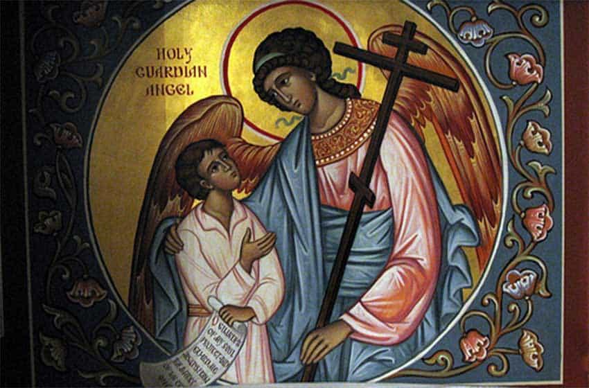Канон покаянный Ангелу Хранителю на русском языке – как подготовиться к причастию, молитвы