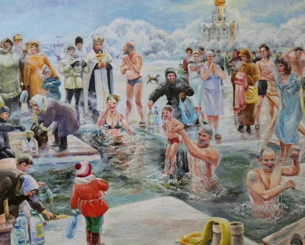 Какого числа Крещение в 2021 году у православных в России