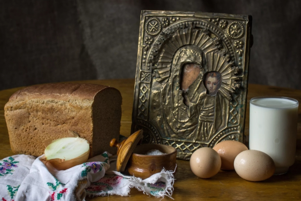 hleb i ikona