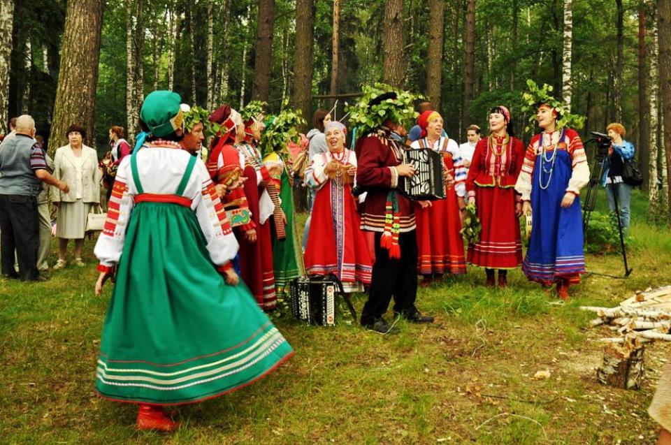Когда Красная горка в 2021 году у православных в России