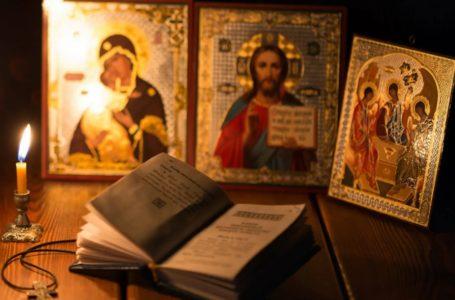 Православный календарь на 2021 год с праздниками и постами