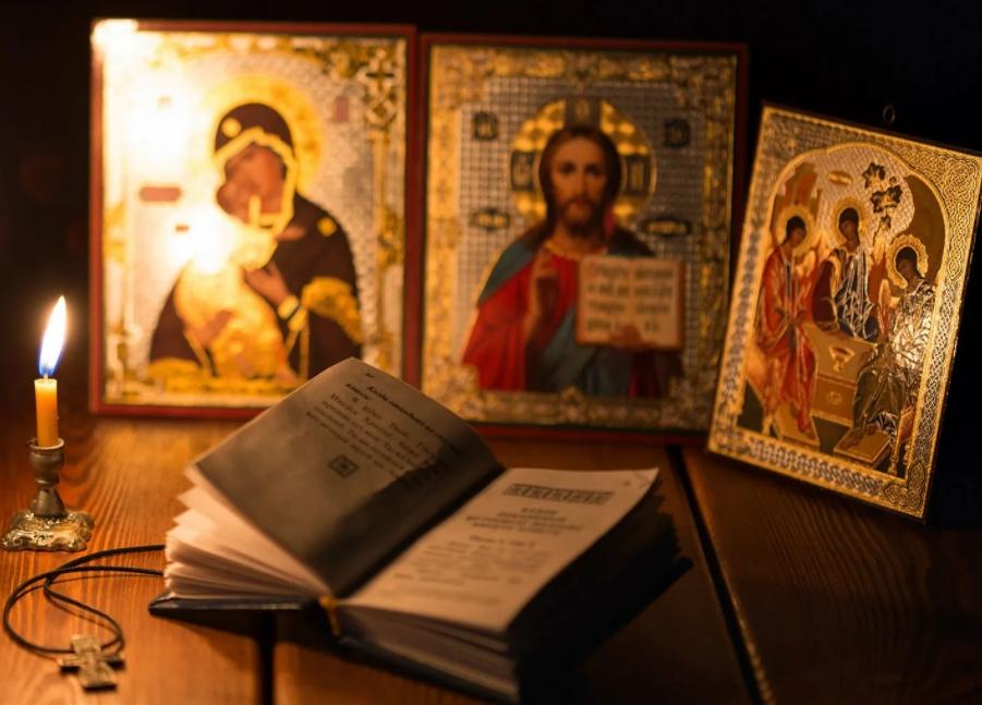 Иконы и книга
