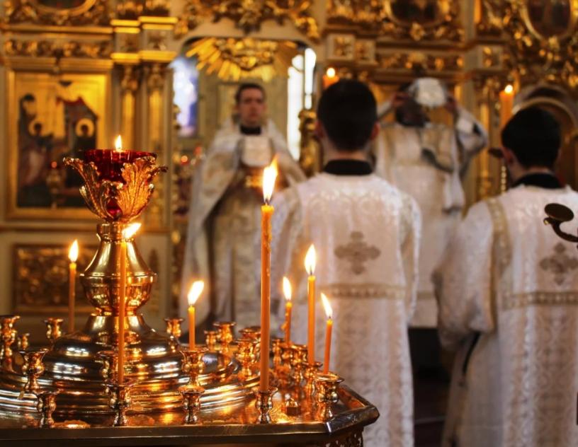 molitva v tserkvi