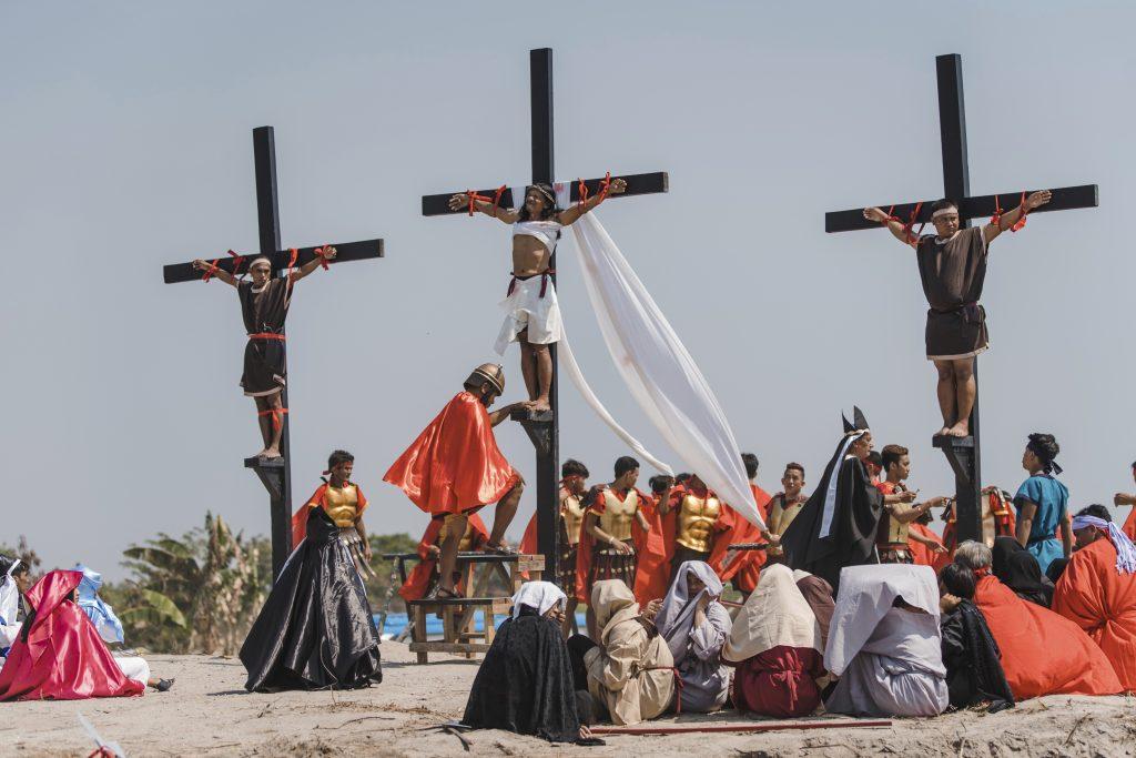 Традиции и обряды Великой пятницы