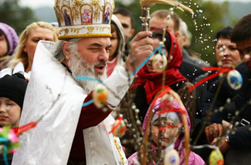 Православный календарь церковных праздников в апреле 2021 года в России