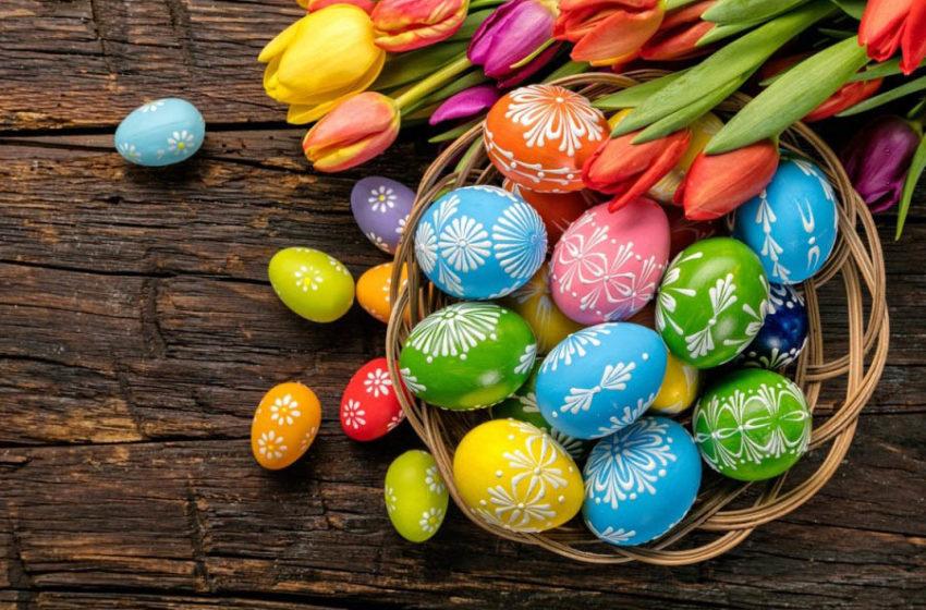 Когда красить яйца на Пасху в 2021 году