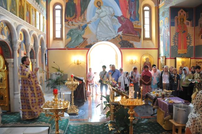 Когда Успенский пост в 2021 году у православных в России