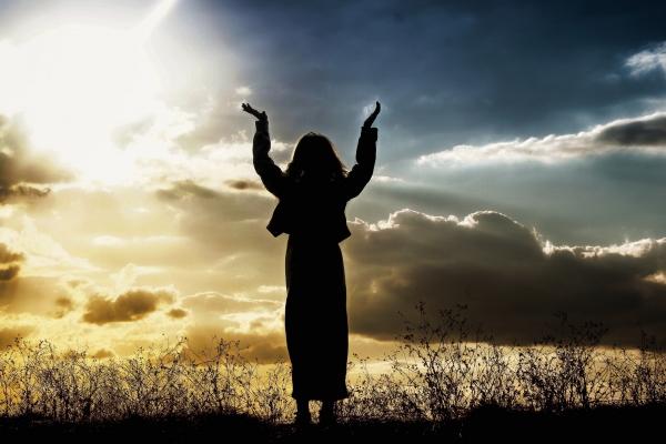 молитва солнцу